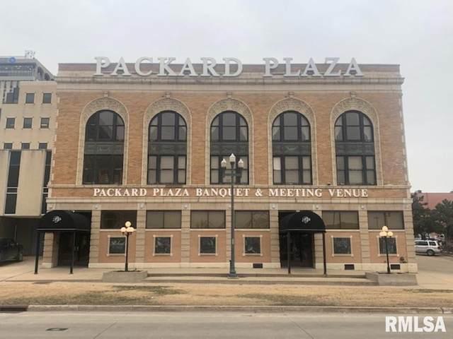 211 & 213 NE Adams, Peoria, IL 61602 (#PA1212447) :: Paramount Homes QC