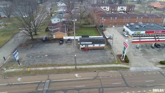 2720 Adlai Stevenson, Springfield, IL 62703 (#CA997878) :: Paramount Homes QC