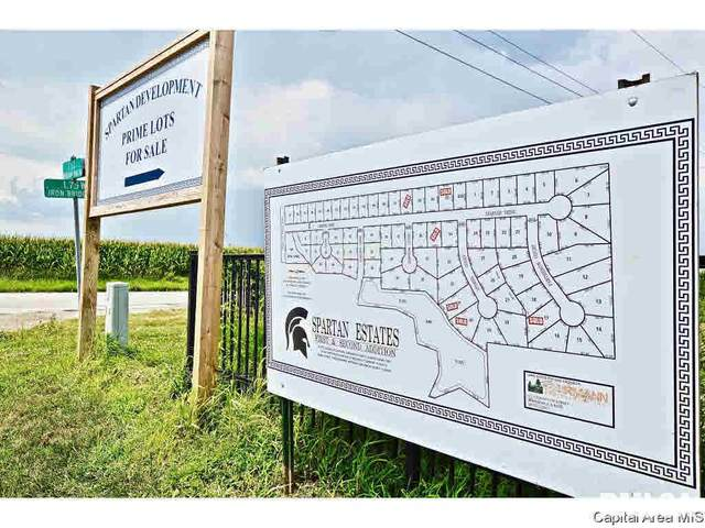 1843 Spartan Dr, Chatham, IL 62629 (#CA997914) :: Killebrew - Real Estate Group