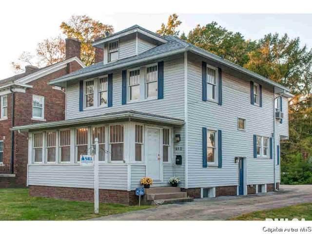 413 W Edwards, Springfield, IL 62704 (#CA997949) :: Paramount Homes QC