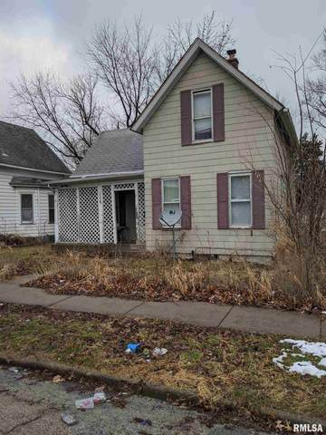 1538 W Pleasant Street, Davenport, IA 52804 (#QC4209292) :: RE/MAX Preferred Choice