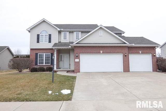 1607 W Greystone Court, Chillicothe, IL 61523 (#PA1212589) :: The Bryson Smith Team