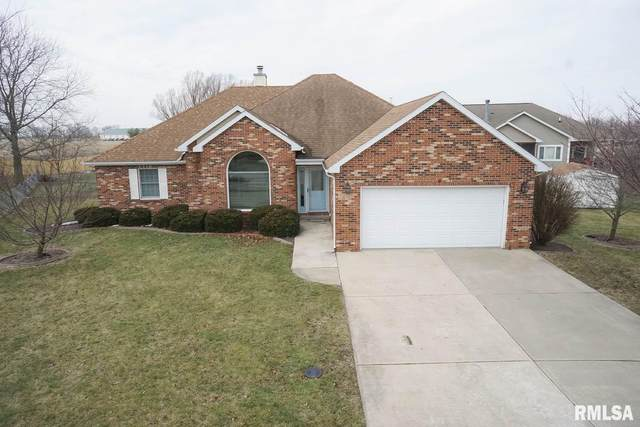 109 Forest Park, Chatham, IL 62629 (#CA998018) :: Killebrew - Real Estate Group