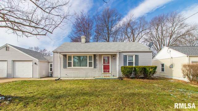 109 High Street, Germantown Hills, IL 61548 (#PA1212613) :: Adam Merrick Real Estate