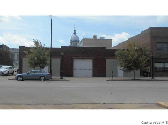 110 E Washington, Springfield, IL 62701 (#CA998033) :: Paramount Homes QC