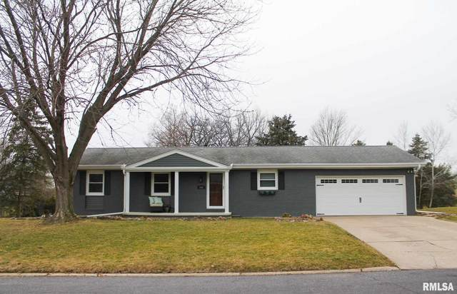 805 Curtis Court, Eureka, IL 61530 (#PA1212632) :: Adam Merrick Real Estate