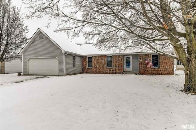 50 Taft Drive, Rochester, IL 62563 (#CA998048) :: Paramount Homes QC