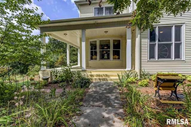 205 N 9TH Street, Petersburg, IL 62675 (#CA998066) :: Killebrew - Real Estate Group