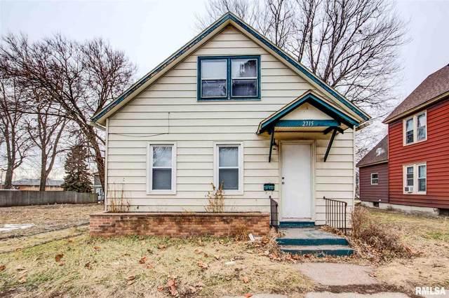 2715 7TH Avenue, Rock Island, IL 61201 (#QC4209429) :: Adam Merrick Real Estate