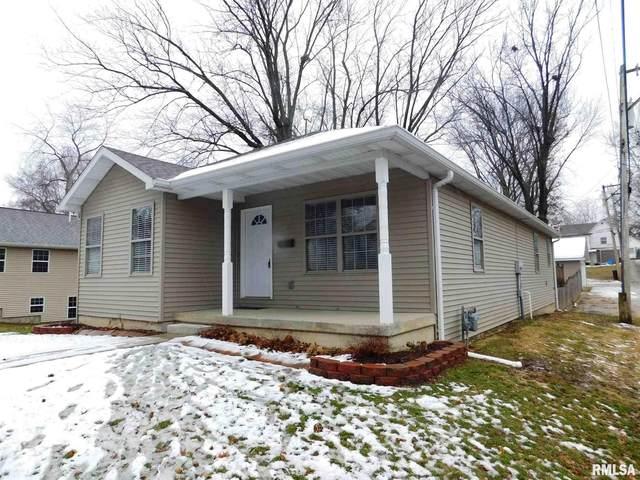 520 E Wood Avenue, Springfield, IL 62702 (#CA998076) :: Paramount Homes QC