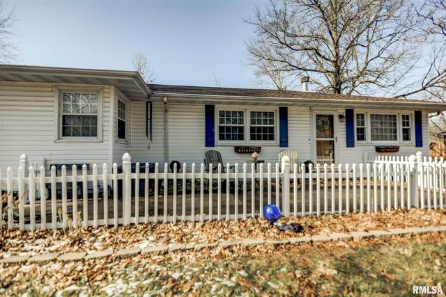 1339 N Lincoln Avenue, Taylorville, IL 62568 (#CA998077) :: Paramount Homes QC