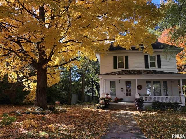 522 S Randolph Street, Macomb, IL 61455 (#PA1212708) :: Paramount Homes QC