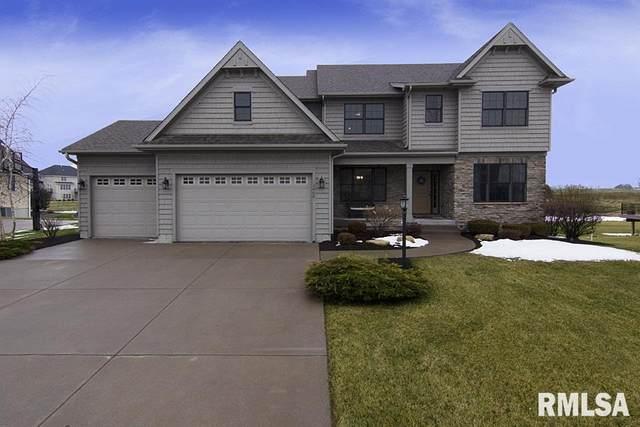 3400 Crow Lake Drive, Bettendorf, IA 52722 (#QC4209446) :: Paramount Homes QC