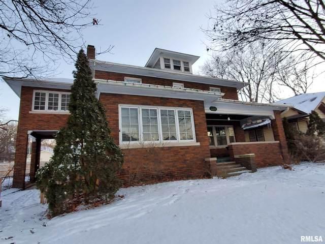 256 16TH Avenue, East Moline, IL 61244 (#QC4209451) :: Adam Merrick Real Estate