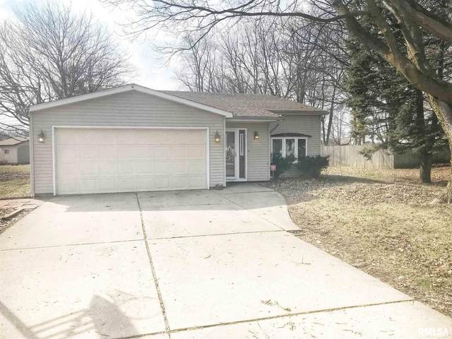 2237 W West Road Drive, Springfield, IL 62711 (#CA998089) :: The Bryson Smith Team