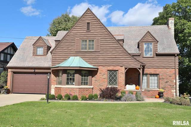 4962 N Grandview Drive, Peoria Heights, IL 61616 (#PA1212737) :: Adam Merrick Real Estate