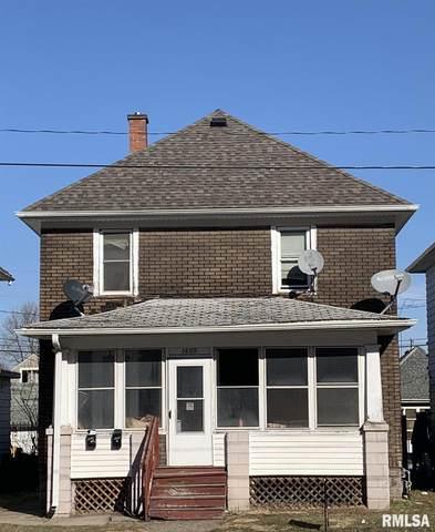 1409-1409 1/2 18TH Avenue, East Moline, IL 61244 (#QC4209472) :: Paramount Homes QC