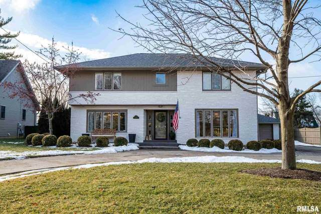 5191 N Prospect Road, Peoria Heights, IL 61616 (#PA1212782) :: Adam Merrick Real Estate