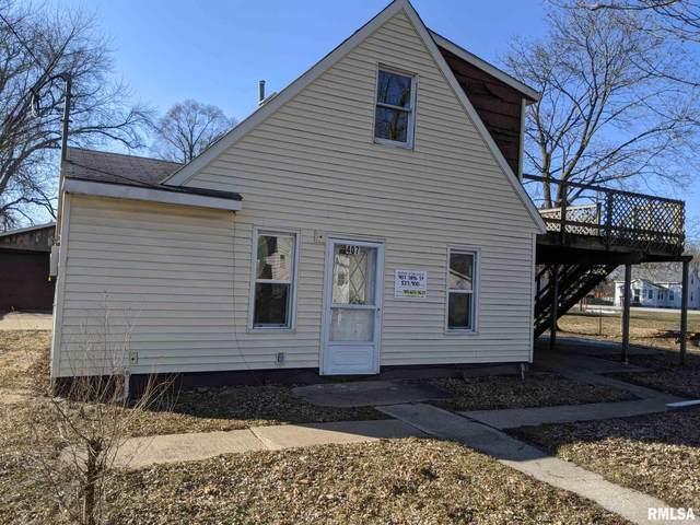 407 38TH Street, East Moline, IL 61244 (#QC4209498) :: Paramount Homes QC