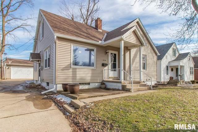 3110 N Parish Avenue, Peoria, IL 61604 (#PA1212785) :: Killebrew - Real Estate Group