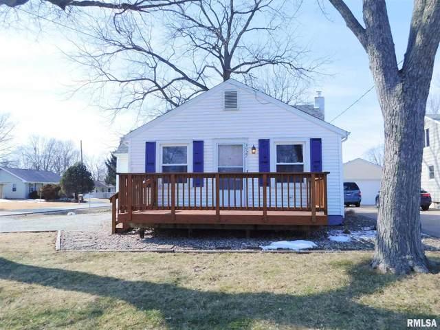 3927 S Granville Avenue, Bartonville, IL 61607 (#PA1212790) :: The Bryson Smith Team