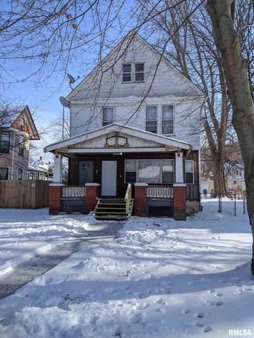 923 21ST Street, Rock Island, IL 61201 (#QC4209510) :: Paramount Homes QC
