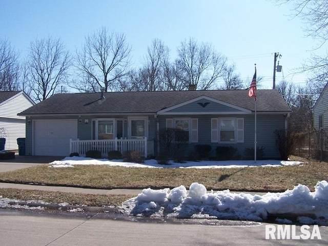 1200 46TH Avenue, East Moline, IL 61244 (#QC4209528) :: Paramount Homes QC