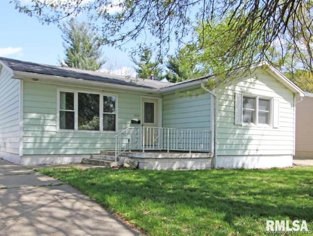 1924 Fairmont Drive, Springfield, IL 62702 (#CA998152) :: Paramount Homes QC