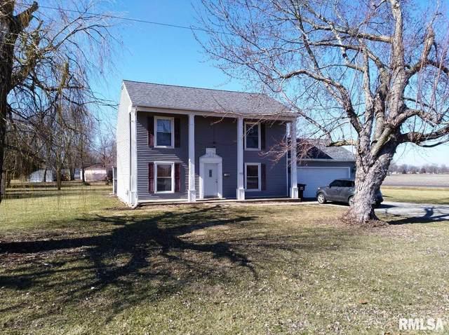 433 N Henderson Street, Virden, IL 62690 (#CA998155) :: Paramount Homes QC