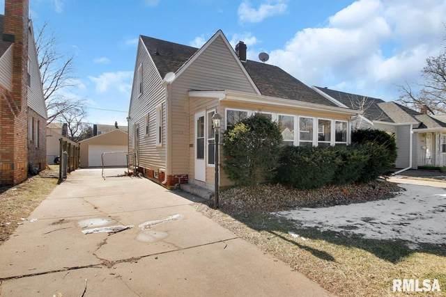 1012 E Norwood Avenue, Peoria, IL 61603 (#PA1212839) :: The Bryson Smith Team