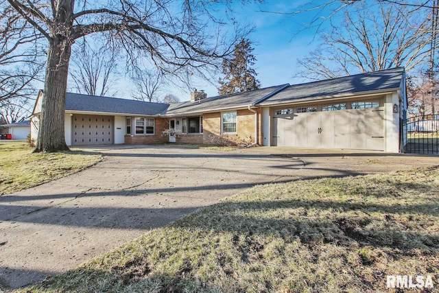 509 W Ridgemont Road, Peoria, IL 61614 (#PA1212843) :: The Bryson Smith Team