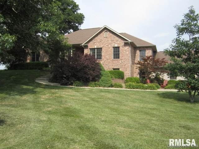 2881 Powell Court, Cantrall, IL 62625 (#CA998158) :: Killebrew - Real Estate Group