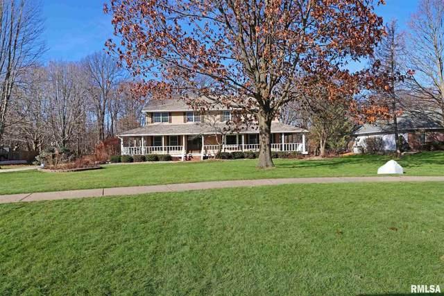 11915 N Hickory Grove Road, Dunlap, IL 61525 (#PA1212854) :: Adam Merrick Real Estate