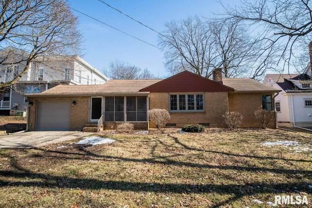 309 S Main Street, Washington, IL 61571 (#PA1212860) :: Adam Merrick Real Estate
