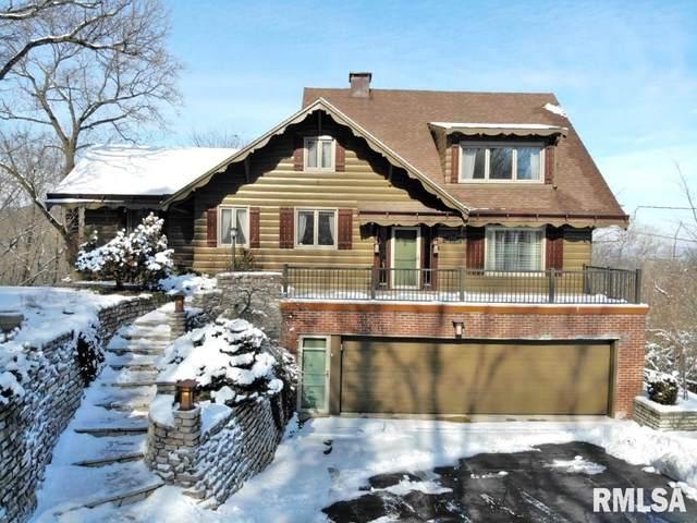 4702 N Grandview Drive, Peoria Heights, IL 61616 (#PA1212890) :: Adam Merrick Real Estate
