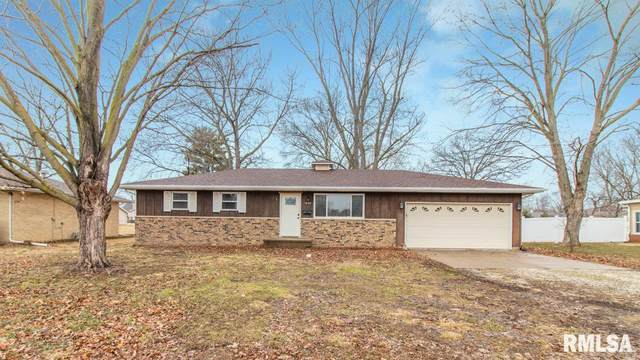 1433 N 4TH Street, Chillicothe, IL 61523 (#PA1212901) :: Adam Merrick Real Estate