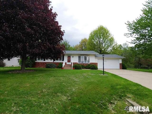 9521 W Guinivere Drive, Mapleton, IL 61547 (#PA1212922) :: Adam Merrick Real Estate
