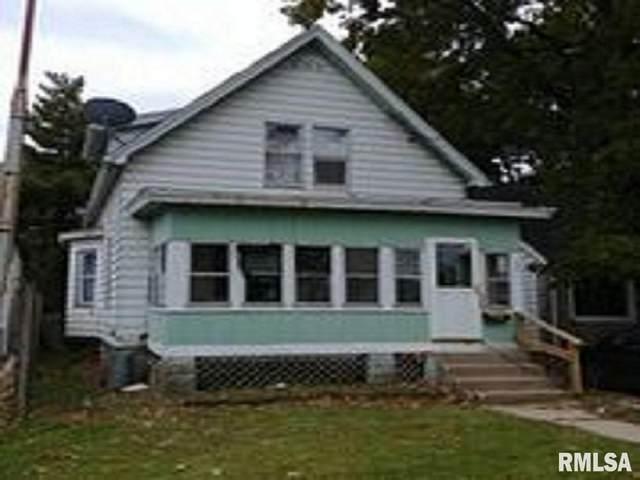 1240 E Forrest Hill Avenue, Peoria, IL 61603 (#PA1212933) :: The Bryson Smith Team