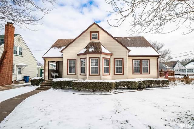 5914 S Monroe Avenue, Bartonville, IL 61607 (#PA1212950) :: Adam Merrick Real Estate