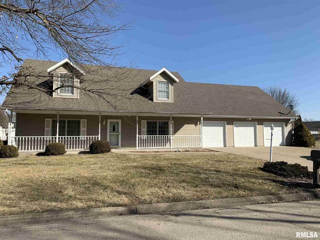 1115 E Sycamore Street, Canton, IL 61520 (#PA1212955) :: Paramount Homes QC