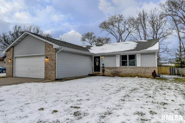 1113 Mildred Court, Springfield, IL 62712 (#CA998267) :: Paramount Homes QC