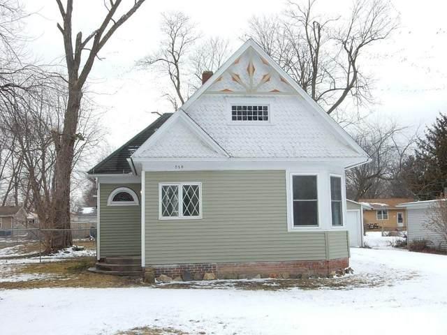 518 Dewey Street, Rushville, IL 62681 (#CA998271) :: Paramount Homes QC