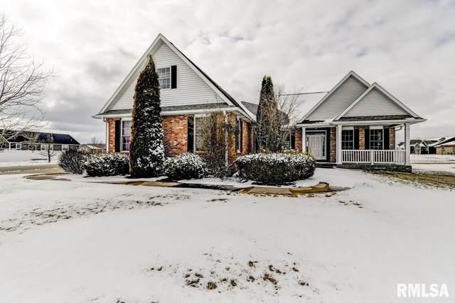312 Cherry Circle, Williamsville, IL 62693 (#CA998278) :: Killebrew - Real Estate Group