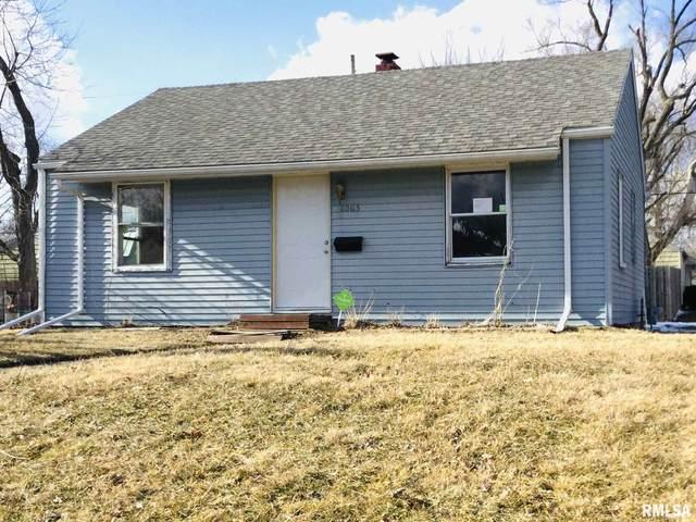 2005 W Gilbert Avenue, Peoria, IL 61604 (#PA1213033) :: The Bryson Smith Team