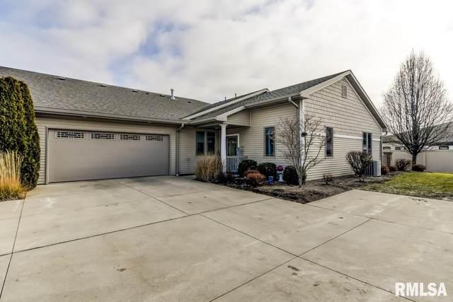 3406 Pinyon Drive, Springfield, IL 62711 (#CA998367) :: Paramount Homes QC