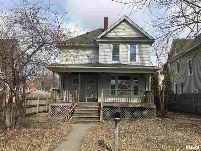1408 W 15TH Street, Davenport, IA 52804 (#QC4209746) :: Killebrew - Real Estate Group