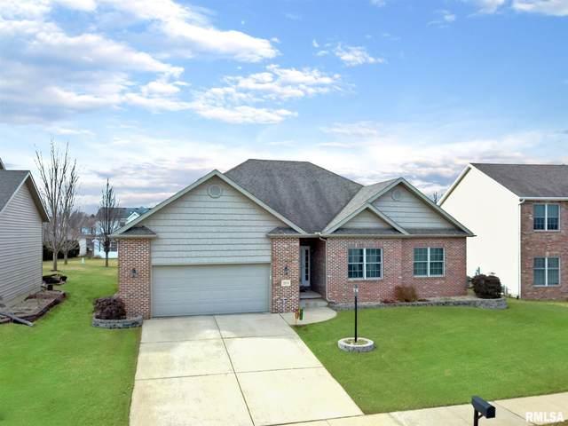 2106 W Forestglen Drive, Peoria, IL 61615 (#PA1213147) :: Killebrew - Real Estate Group