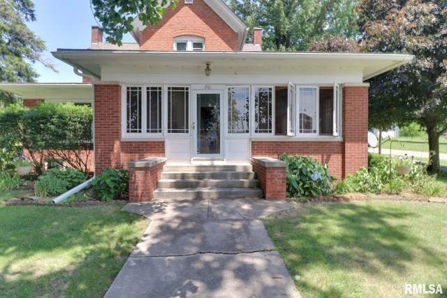 201 Monroe Street, Hopedale, IL 61747 (#PA1213217) :: The Bryson Smith Team