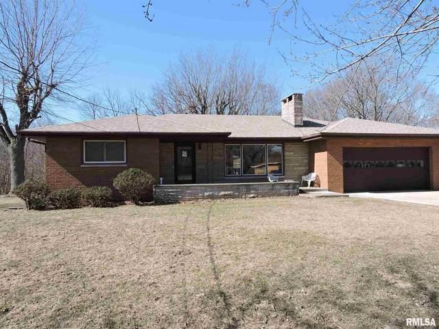 160 Baker Street, East Peoria, IL 61611 (#PA1213276) :: Adam Merrick Real Estate