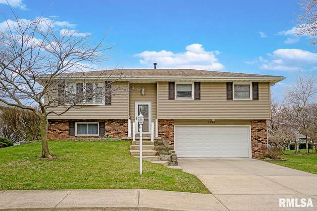 1702 W Queens Court Road, Peoria, IL 61614 (#PA1213307) :: Adam Merrick Real Estate
